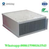 Il raffreddamento ad aria su ordinazione di alluminio la pressofusione usata per il radiatore del macchinario