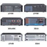 Produits de l'électronique 100 watts de 2CH de pouvoir d'amplificateur stéréo de karaoke