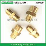 上販売法の真鍮の火炎信号の糸の管付属品(IC-9095)