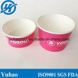 6 oz de papel helado taza de alimentos contenedores en venta caliente