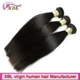 Cabelo brasileiro real do cabelo humano de 100 Virgin