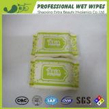 Desodorante natural, tratamento higienizado biodegradável Wet Wipes