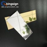 Panneau acrylique reflété de bonne qualité