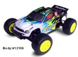 1/10 Gas Powered RC Truck Toy Hobby RC Car 4WD