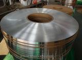 Bande plaquée en aluminium