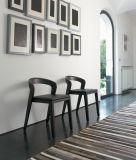 목제 식사 의자 (실행 의자)