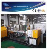 Filo di acciaio del PVC che rinforza la linea di produzione del tubo