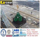 Het Project van de wederopbouw voor Quayside van de Container in Haven wordt gebruikt die