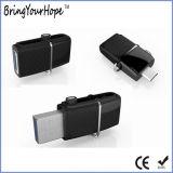 Palillo androide 16GB (XH-USB-092) del USB del teléfono móvil OTG de la marca de fábrica