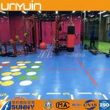 Antibeleg und einfacher Reinigung Belüftung-Vinylgymnastik-Bodenbelag