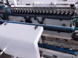 Отдельно скоросшиватель гофрированный приводом аварии мотора замка дна коробки Gluer (GK-1200/14501600/1800PC)