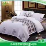 3部分の割引綿の寝具シートセット