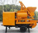 Remolque de hormigón hidráulico bomba de mezcla en venta (JBT40)