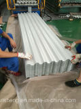 Hoja de acero del material para techos del soldado enrollado en el ejército de P P