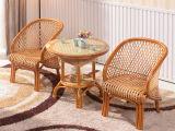 Nuova mobilia moderna del rattan di stile impostata per l'hotel domestico