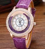 سيّدة ساعة نساء مجوهرات شريط [وتر رسستنت] إشارة ساعة
