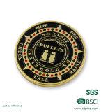 Rocket Aces le monete molli del ricordo dello smalto di marchio della mazza dei richiami