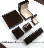 Moderner steifer personifizierter hölzerner Jewellry Kasten-unterschiedlicher Größen-Kasten