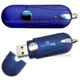 Disco de destello del USB del USB 3.0 de los regalos de la promoción con insignia impreso (103)