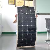 Comitato solare flessibile 135W di Sunpower di nuovo disegno 2017