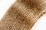 ブラジルの人間の毛髪の大きさの毛の拡張膚触りがよいまっすぐ
