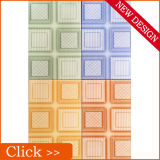Плитки нутряной стены Inkjet плитки 3D цифров цвета разнообразия самые последние