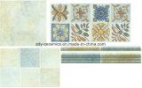 Azulejos múltiples de la decoración del suelo del diseño del azulejo de suelo