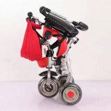 3 in 1 Driewieler Met drie wielen Met drie wielen Van uitstekende kwaliteit van de Baby van de Jonge geitjes van het Stuk speelgoed van de Baby