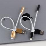 Headphone+USB2.0 케이블에 iPhone7를 위한 접합기