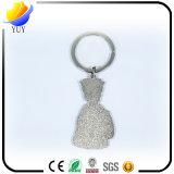 의류 모양 형식 주문 금속 열쇠 고리