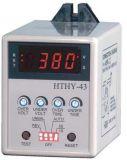 Relé de proteção eletrônico da tensão do motor (HTHY-43)
