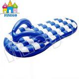 水膨脹可能なプールのおもちゃの水泳のリングのマットレスのマットのスリッパの浮遊物