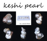 25 * 40mm Forma Irregular Perla Keshi