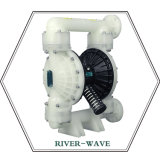 RD50 pressluftbetätigte Diaphargm Pumpe (Plastik)