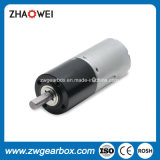 Motor de engranaje de cortina automático de bajo ruido de 22mm 24V