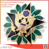 Distintivo su ordinazione di Pin dell'immagine piana