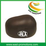 Brinquedo relativo à promoção Stressball da espuma verde do plutônio da forma de Apple
