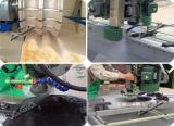 Máquina de perfilado y pulidora para el borde recto y los bordes curvados