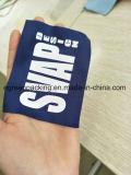 Ткань чистки Wipe OEM Microfiber малая часть с логосом
