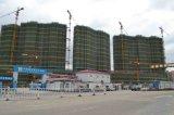 De Kraan van de Toren van de Keten van de bouw met de Lading van het Uiteinde van 1.90tons