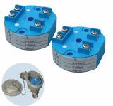 熱電対または熱抵抗の統合された温度の送信機