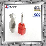 HRC55 CNC 기계 텅스텐 탄화물 조종사 드릴용 날 DIN 338