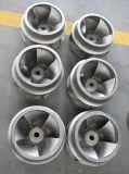 Impulsores de la bomba de acero inoxidable centrífuga de agua