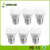 세륨 RoHS를 가진 에너지 절약 3W (25W 할로겐 Replacemnet) 온난한 백색 LED 전구