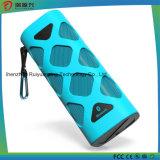 Altoparlante portatile di Bluetooth con il microfono incorporato (blu)