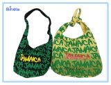Zwei Größen-Jamaika-Entwurfs-Mädchen-Schultaschen-Beutel