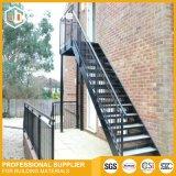 Escalera espiral lugar barato de la seguridad del pequeño para el precio bajo de la fabricación de interior/al aire libre de las escaleras