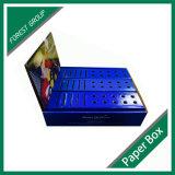 Caja de presentación al por mayor de Cardbaord con las piezas insertas