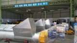 de Transportband van de Schroef Sicoma van 219mm voor Asfalt Op hoge temperatuur