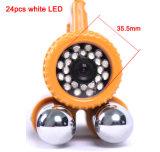 Durchmesser-Kabel 7A3 der UnterwasserÜberwachungskamera-7 '' des Monitor-2.6mm